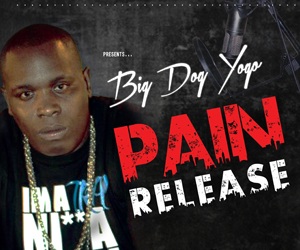 Big Dog Yogo – Pain Release